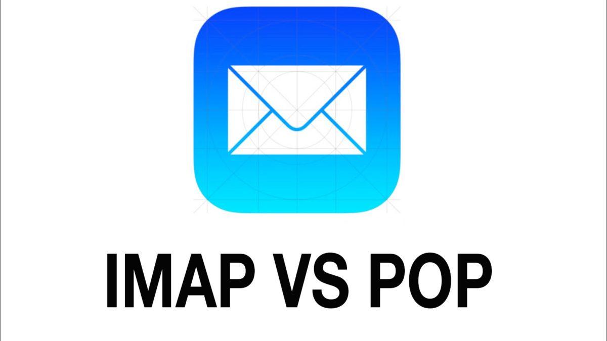 configurare client email imap, pop care este diferenta
