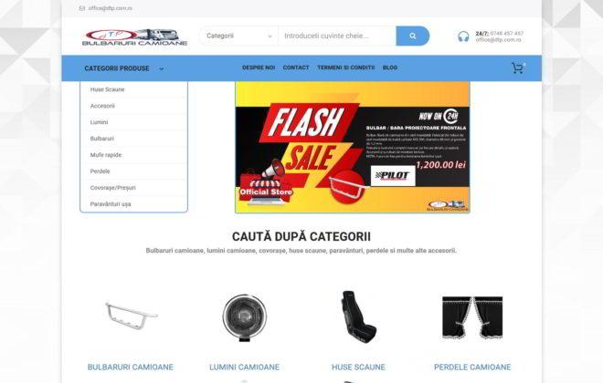 magazin online piese camioane